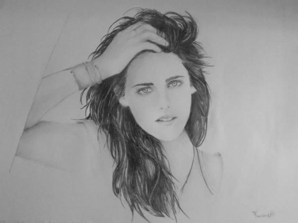 Kristen Stewart by FrancescaB